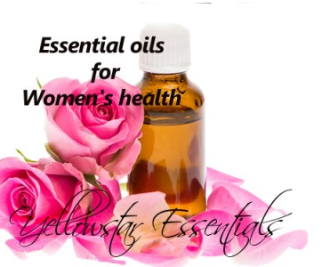 essential oils for womens health