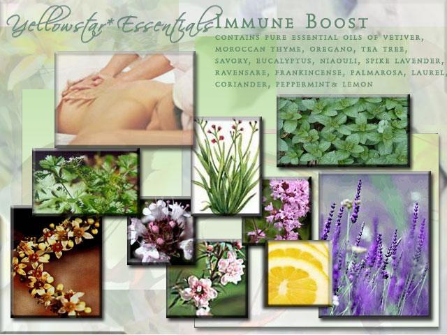 Fight Allergies Naturally ; Allergy Blend Recipe,  Immune Boosting Essential Oils, Allergen Home Spray Recipe (3/3)